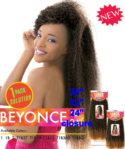 Synthetic Weaving - Beyonce Weaving - 1 Pack Solution
