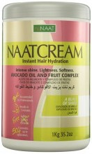 NuNaat Naat Cream Avocado Oil and Fruit Complex-35.2oz