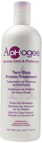 ApHogee Two-Step Protein Treatment-16 oz