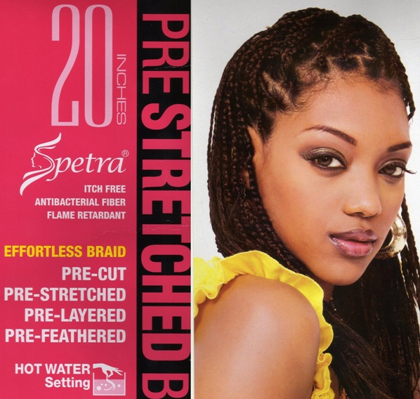 Pre-Stretched Spectra Braid 20