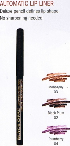 Black Opal<br>Automatic Lip Liner