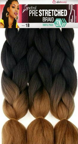 Pre-Stretched 3 Bundles Spetra Braid 25