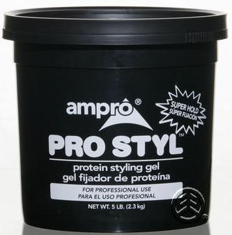 Protein Styling Gel-Super hold-5 Lbs