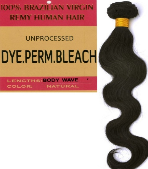 Brazilian Body Wave Weaving