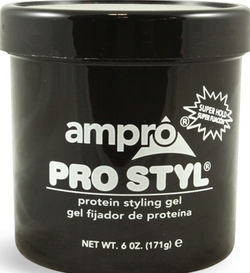 AMPRO STYLING GEL [SUPER] 6 OZ