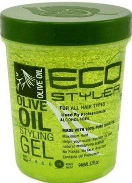 ECO STYLER OLIVE OIL GEL 32 OZ