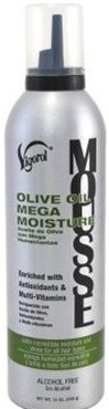 VIGOROL MOUSSE-OLIVE OIL 12 OZ