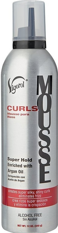 VIGOROL MOUSSE-CURLING 12 OZ