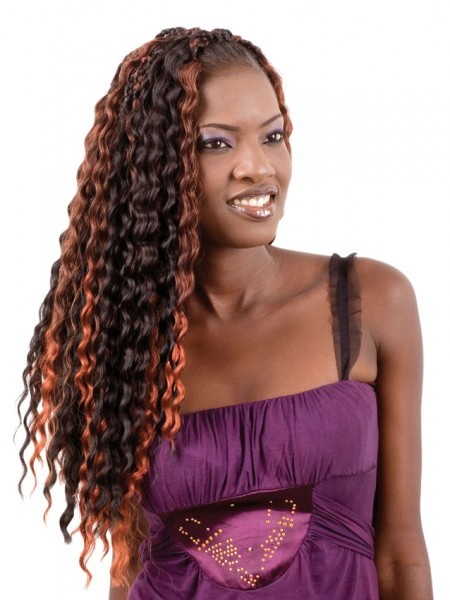 Synthetic Braiding Hair-Milan Wave Bulk-Koquette Collection