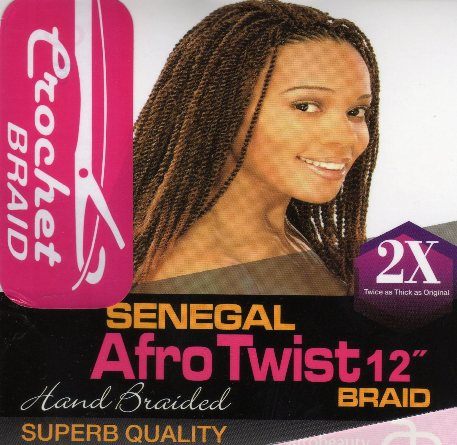 Senegal AfroTwistBraid 2X 12