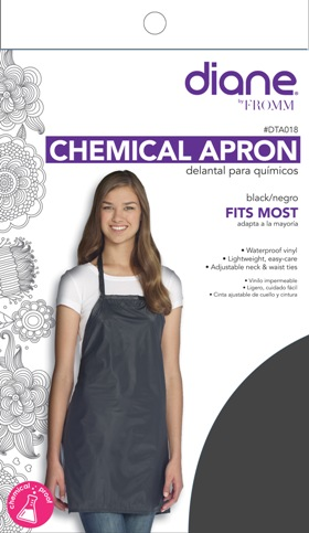 Stylist Chemical & Waterproof Vinyl Apron
