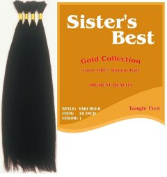 Yaki Straight Braiding 20