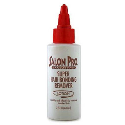 Salon Pro Hair Glue Remover Lotion 2oz