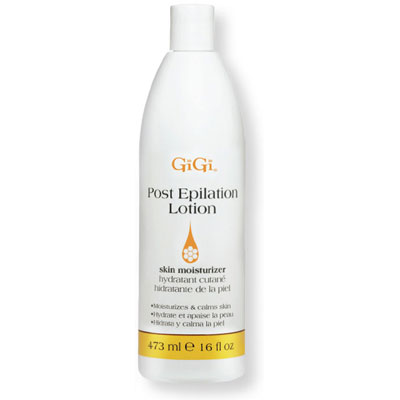 GIGI POST EPILATING LOTION-16 oz