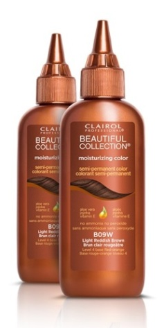 Clairol Professional Beautiful Collection Semi Permanent Moisturizing Hair Color 3 Oz