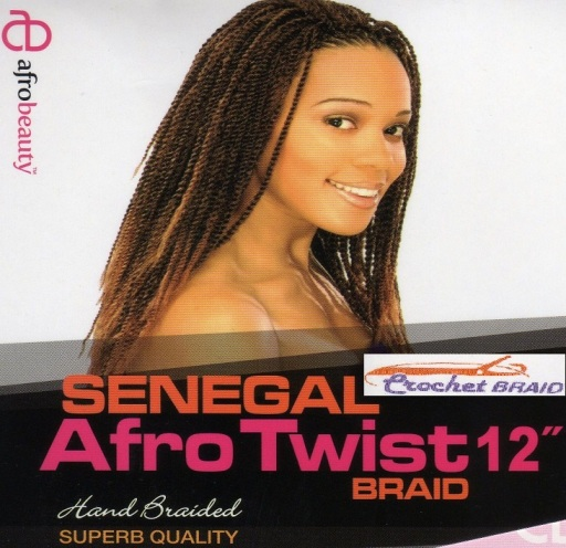 Senegal Afro Twist Braid 12