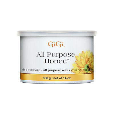 GIGI ALL PURPOSE HONEE (SOFT WAX)-14 oz