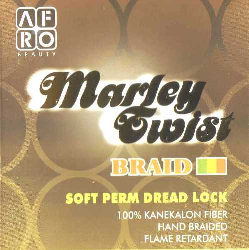 Marley Twist Braid<BR><BR>AfroBeautyCollection