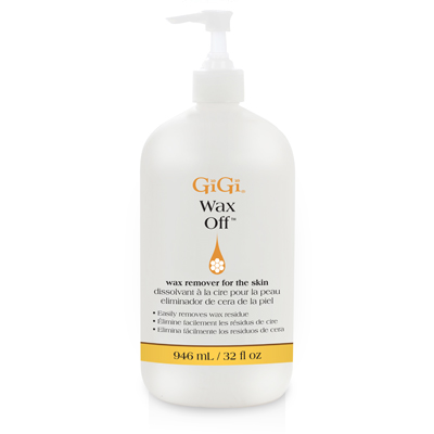 GIGI WAX OFF-32 oz