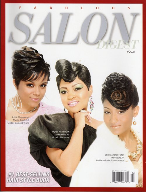 Braiding Book-SALON DIGEST
