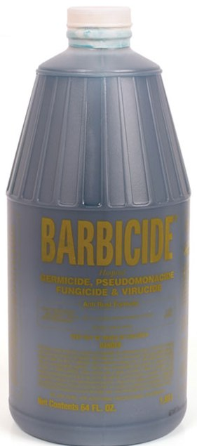 Barbicide Disinfectant Liquid 64oz (1/2 Gal) Conc