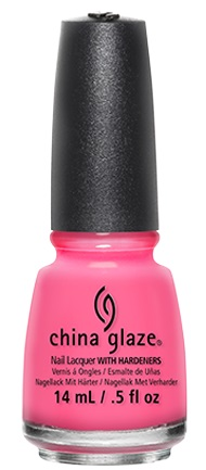 China Glaze Nail Lacquer-Neon & On & On