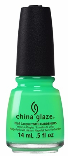 China Glaze Nail Lacquer-Treble Maker