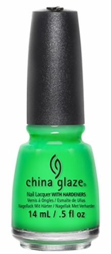 China Glaze Nail Lacquer-In the Lime Light