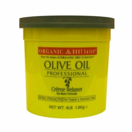 ORS OLIVE OIL CREME RELAXER EXTRA STRENGTH 4LB