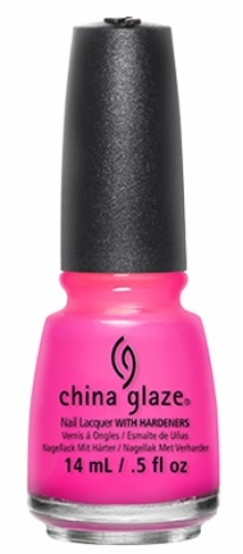 China Glaze Nail Lacquer-Thistle Do Nicely