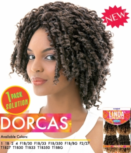 Synthetic Weaving - Dorcas Weaving - 1 Pack Solution