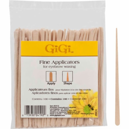 GIGI FINE APPLICATORS-100 Pack