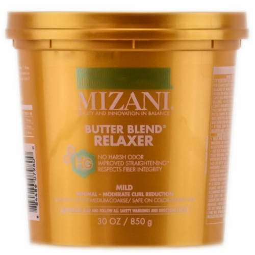 MIZANI BUTTER BLEND HG SENSITIVE SCALP RELAXER MILD 4 LB