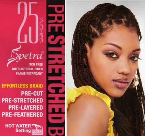 Pre-Stretched Spectra Braid 25