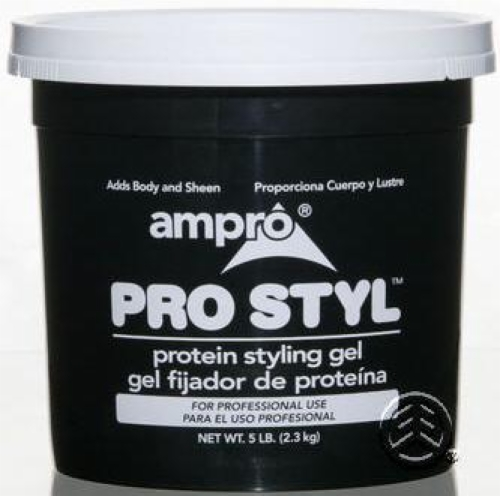 Protein Styling Gel-Regular-5 Lbs
