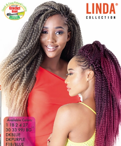 Brazilian Kinky Curl - Linda Collection