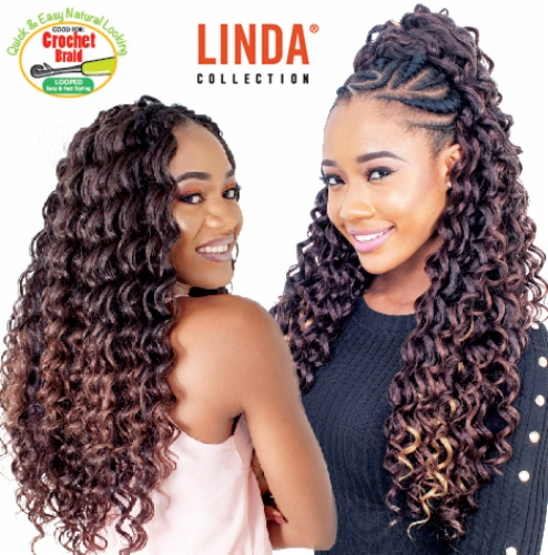 Bahamas Bounce Curl - Linda Collection