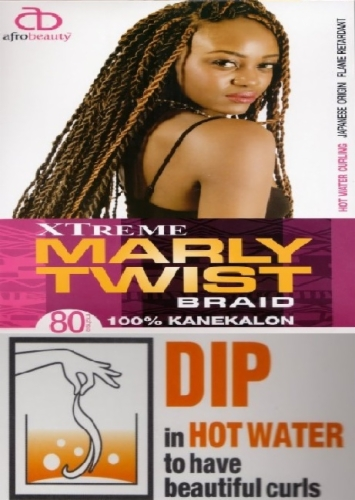 Extreme 80 inch-Marley Twist Braid-AfroBeautyCollection