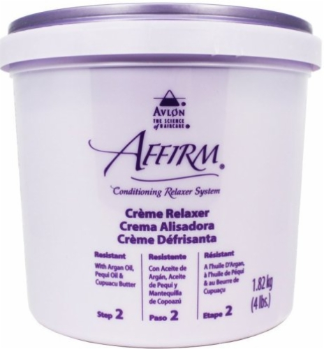 Affirm Creme Relaxer-Resistant 4 Lbs