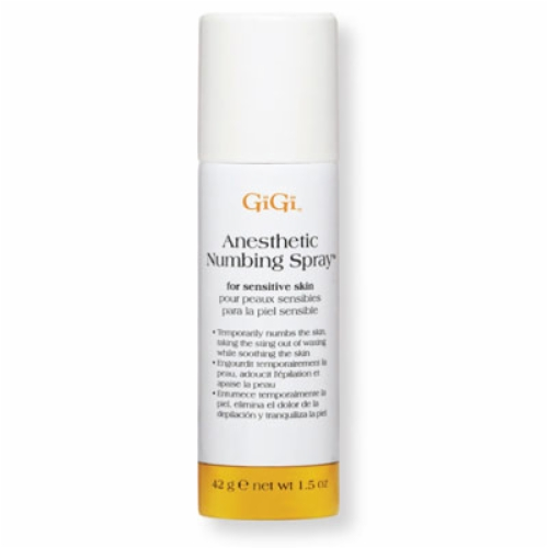 GIGI ANESTHETIC NUMBING SPRAY-1.5 oz