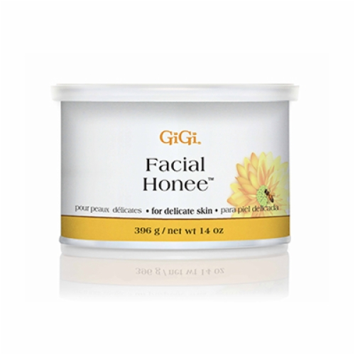 GIGI FACIAL HONEE-(Lip, Chin, Brow Wax)-14 oz
