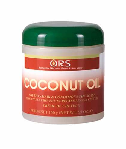 ORS Coconut Oil-5.5 oz
