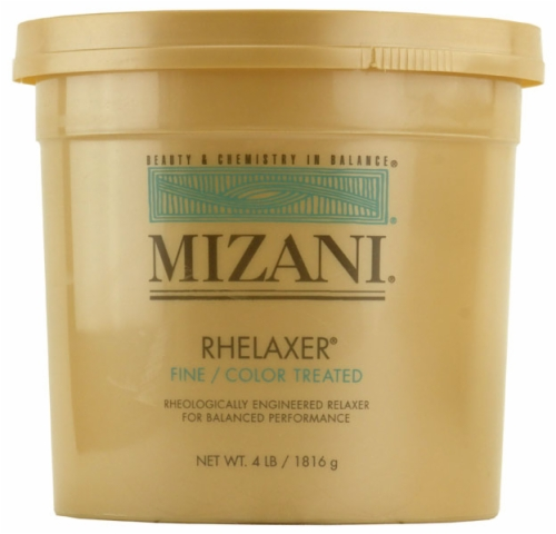 Mizani - Fine / Color Treated Rhelaxer - 4 LB