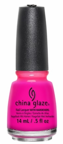 China Glaze Nail Lacquer-Heat Index